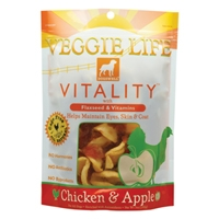 Dogswell Veggie Life® Vitality™ Chicken & Apple 5oz