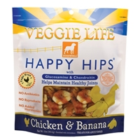 Dogswell Veggie Life® Happy Hips® Chicken & Banana  15oz