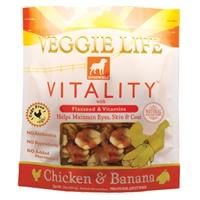 Dogswell Veggie Life® Vitality™ Chicken & Banana