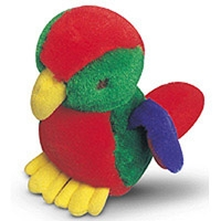 Multipet Look Who's Talking-Parrot