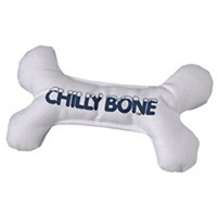 Multipet Chilly Bones Canvas Bone
