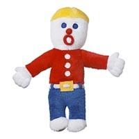 "Multipet Mr. Bill Plush Dog Toy 11"""