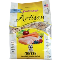 Grandma Lucy's Artisan Grain-Free Dog Food Chicken– 3lb