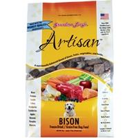Grandma Lucy's Artisan Bison Grain-Free Dog Food – 3lb