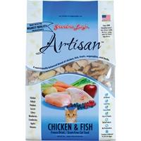 Grandma Lucy's Artisan Grain-Free Cat Food (Chicken & Fish) – 3lb