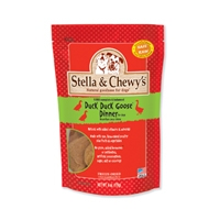 Stella & Chewy's Freeze Dried Duck, Duck, Goose Dinner 6 oz.
