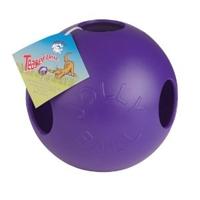 """Jolly Pets Teaser Ball Purple 4.5"""""""