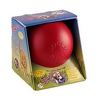 """Jolly Pets Teaser Ball Red 4.5"""""""