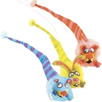 Fat Cat Classic TailChasers® Cat Toy Assorted