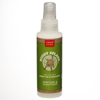 Cloud Star Buddy Splash Dog Spritzer Green Tea & Bergamot 4 oz.