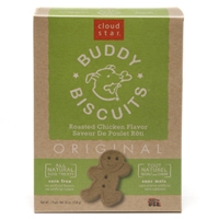 Cloud Star Original Buddy Biscuits Roasted Chicken 16 oz.
