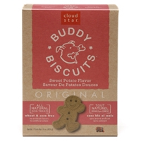 Cloud Star Original Buddy Biscuits Sweet Potato 16 oz.