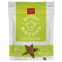 Cloud Star Soft & Chewy Buddy Biscuits Roasted Chicken 6 oz.