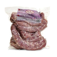 Primal Frozen Raw Turkey Necks 5lb Bulk