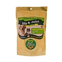 NaturVet Hip & Joint Soft Chews 120 Count