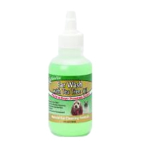 NaturVet Ear Wash w/Tea Tree Oil 4oz