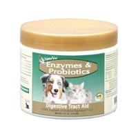 NaturVet Enzymes & Probiotics 8oz