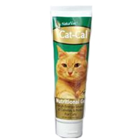 NaturVet Cat Cal Nutritional Gel 5oz