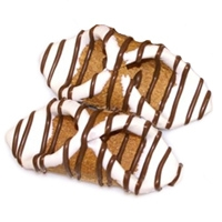 Pawsitively Gourmet Bakery Standards Collection:Crazy Cannoli Peanut Butter Flavor