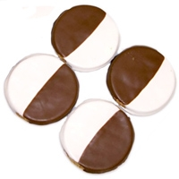 Pawsitively Gourmet Bakery Standards Collection:Black & White Cookie Chicken Liver Flavor