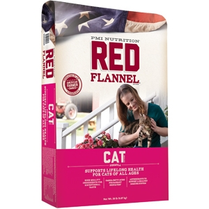 Red Flannel™ Cat Formula