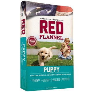 Red Flannel™ Puppy Formula