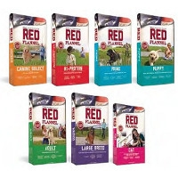 Buy 10, Get 1 Free on Red Flannel Dog Food