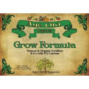 Age Old Organics Grow Formula