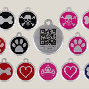 RedDingo® Pet ID Tags