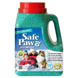 Safe Paw™ Ice Melter - 8 & 20lb
