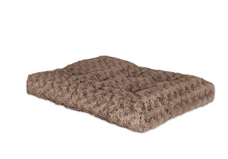 Midwest Quiet Time Deluxe Ombre Swirl Dog Bed