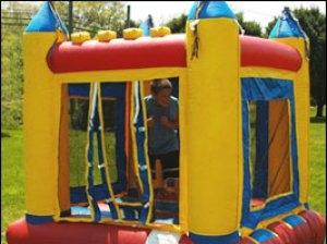 Mini Castle Inflatable