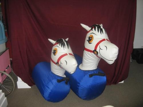 Pony Hop, Medium