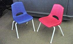 Children's Poly Chair
