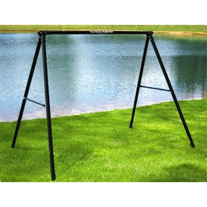 Troxel Flexible Flyer Metal Swing Stand