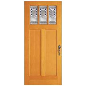 Simpson Door Company Torrance II Exterior Door