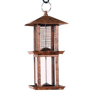 Audubon® Double Tower Metal Bird Feeder