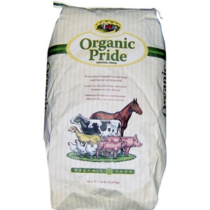 Purina® Mills Organic Pride Laying Pellets