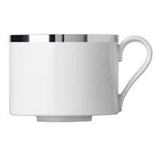 PLATINUM COFFEE CUP