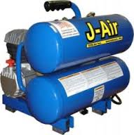 J-AIR 2 H/P 4 GALLON TANK PORTABLE