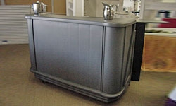 6' Portable Bar