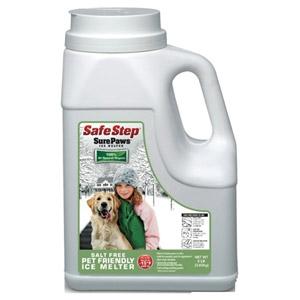 Safe Step® Sure Paws Pet-Friendly Ice Melt