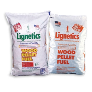 Lignetics Wood Pellets