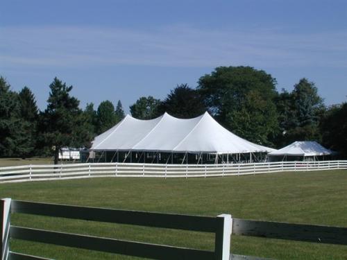 60 x 120 Pole Tent