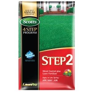 Scotts® Lawn Pro® Step 2 Weed Control Plus Fertilizer