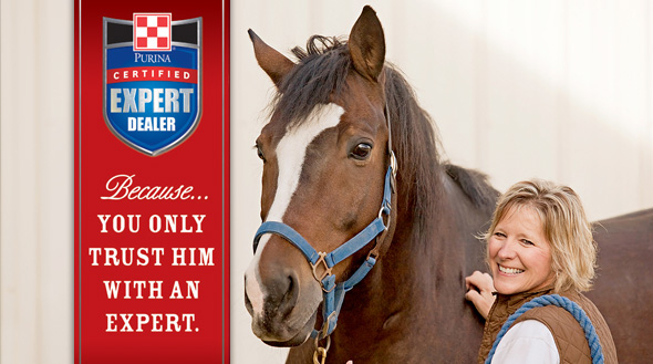 Equine Certified Expert Dealer