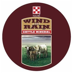 Wind & Rain® Storm™ Hi-Mag Mineral Tub