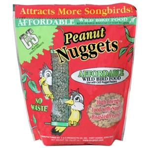 C & S Peanut Suet Nuggets