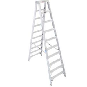 Aluminum Step Ladder -10' Type IAA
