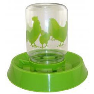 Lixit® Reversible Chicken Feeder or Waterer